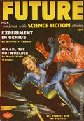 Future Combined with Science Fiction (1950-1951 Columbia Publications) Pulp 2nd Series Vol. 2 #4