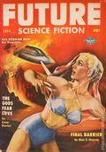 Future Science Fiction (1952-1960 Columbia Publications) Pulp Vol. 3 #3