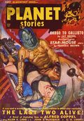 Planet Stories (1939-1955 Fiction House) Pulp Vol. 4 #9