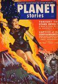 Planet Stories (1939-1955 Fiction House) Pulp Vol. 5 #5