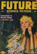 Future Science Fiction (1952-1960 Columbia Publications) Pulp Vol. 3 #4