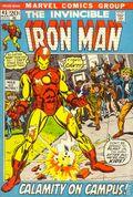 Iron Man (1968 1st Series) National Diamond 45NDS
