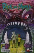 Rick and Morty (2015 Oni Press) 1SDCC