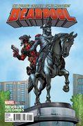 Deadpool (2015 4th Series) 1NEWBURY