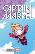 Captain Marvel (2014 8th Series) 1G