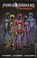 Power Rangers Aftershock GN (2017 Boom Studios) Saban's 1A-1ST