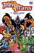 Teen Titans TPB (2017-2019 DC) By Geoff Johns 1-1ST