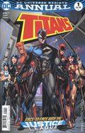 Titans (2016 3rd Series) Annual 1