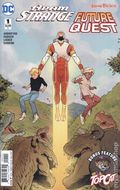 Adam Strange Future Quest Special (2017) 1A