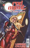 Red Agent Human Order (2016 Zenescope) 5A