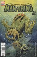 Man-Thing (2017 Marvel) 2A