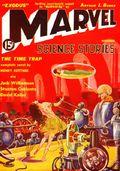 Marvel Science Stories (1938-1939 Postal Publications) Pulp 1st Series Vol. 1 #2