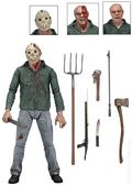 Friday the 13th Retro Action Figure (2014-2018 NECA) ITEM#3