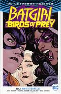 Batgirl and the Birds of Prey TPB (2017-2018 DC Universe Rebirth) 1-1ST