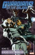 Guardians of the Galaxy Road to Annihilation TPB (2017 Marvel) 2-1ST