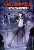 Helsing Legacy Born TPB (2017 Caliber) New Edition 1-1ST