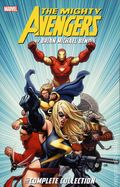 Mighty Avengers TPB (2017 Marvel) The Complete Collection by Brian Michael Bendis 1-1ST