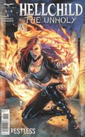 Hellchild The Unholy (2016 Zenescope) 5A