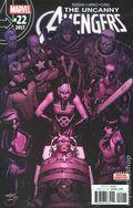 Uncanny Avengers (2015 Marvel 3rd Series) 22