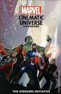 Marvel Cinematic Universe Guidebook: The Avengers Initiative HC (2017 Marvel) 1-1ST