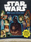 Star Wars Topps Classic Sticker Book SC (2017 Abrams Books) 1-1ST