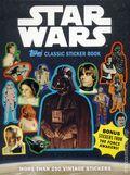 Star Wars Topps Classic Sticker Book SC (2017 Abrams Books) 1N-1ST