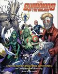 Guardians of the Galaxy Creating Marvel's Spacefaring Super Heroes HC (2017 Insight Editions) The Complete Comics History 1-1ST