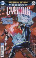 Cyborg (2016) 11A