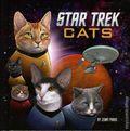 Star Trek Cats HC (2017 Chronicle Books) 1-REP