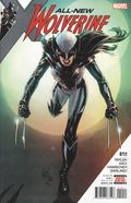 All New Wolverine (2015) 19A