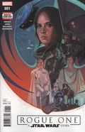 Star Wars Rogue One (2017 Marvel) 1A
