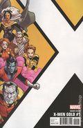 X-Men Gold (2017) 1D