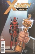 X-Men Gold (2017) 1F