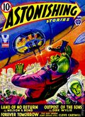 Astonishing Stories (1940-1943 Fictioneers) Pulp Vol. 4 #4
