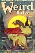 Weird Tales (1923-1954 Popular Fiction) Pulp 1st Series Vol. 38 #1