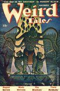 Weird Tales (1923-1954 Popular Fiction) Pulp 1st Series Vol. 38 #2