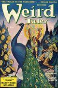 Weird Tales (1923-1954 Popular Fiction) Pulp 1st Series Vol. 37 #2