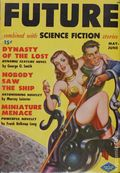Future Combined with Science Fiction (1950-1951 Columbia Publications) Pulp 2nd Series Vol. 1 #1