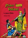 Prince Valiant HC (1974-1976 Nostalgia Press) 1-1ST