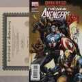 New Avengers (2005 1st Series) 48DF.SIGNED
