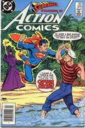Action Comics (1938 DC) Canadian Price Variant 566