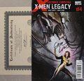 X-Men Legacy (2008 Marvel) 235A.DF.SIGNED