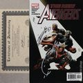 New Avengers (2005 1st Series) 2A.DF.SIGNED.B