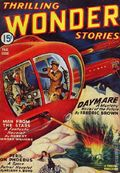 Thrilling Wonder Stories (1936-1955 Beacon/Better/Standard) Pulp Vol. 25 #1