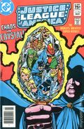 Justice League of America (1960 1st Series) Canadian Price Variant 214