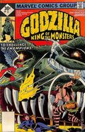 Godzilla (1977) Whitman Variants 3