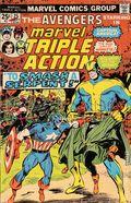 Marvel Triple Action (1972) Mark Jewelers 25MJ