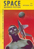 Space Science Fiction (1952-1953 Space Publications) Pulp Vol. 2 #2