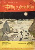 Fantasy and Science Fiction (1949-Present Mercury Publications) Pulp Vol. 3 #4