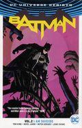 Batman TPB (2017- DC Universe Rebirth) 2-1ST